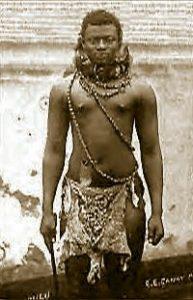 Chief Dinizulu