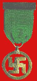 Swastika Merit Badge